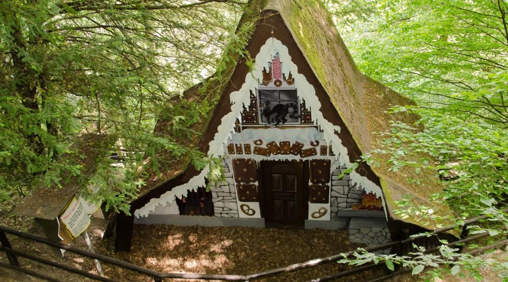 Hexenhaus Hänsel+Gretel